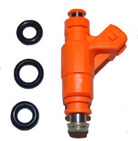 Weber Engine - Bosch Fuel Injector O-Ring Kit